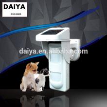 Exterior de infrarrojos del sensor de movimiento con energía solar, Inmunidad a mascotas