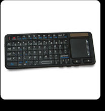 Wireless Keyboard with 3 in 1 Quality ( Multi-Media Keyboard+Touchpad+Laser pointer)