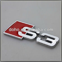 Custom ABS car badges and Chrome auto emblems, Customized emblems car badge logo(ss-3686)