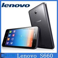 4.7 Inch Lenovo S660 phone MTK 6582 Quad Core IPS Android 4.2 lenovo smartphone