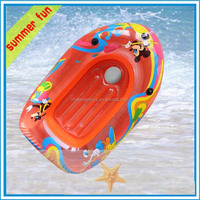 Wholse Inflatable kids baby window toys boat