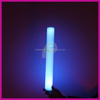 ECO Friendly material colored led foam flashing light stick,led foam glow stick