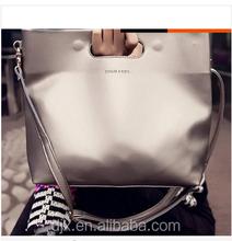 2015 hot summer style women makeup bag fashion PU women messenger cosmetic bags large cosmetic bag