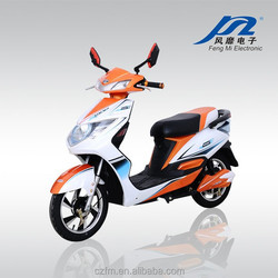 ZHAN YING ELEC BIKE IN FENGMI COMPANY with e-abs rear brake