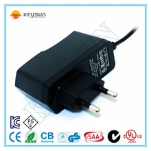 2015 Universal EU Plug adapter KS-plug Brand Cool Fashion 5v 2a ac dc power adapter