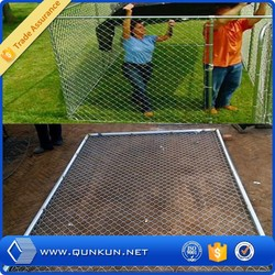 alibaba china 9 gauge chain link wire mesh fence
