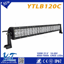 2015 new products Y&T120w car front glass price led light bar 4x4 for cheap used cars for sale