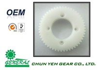 High Quality Power Transmission Parts of Plastic Spur Gear