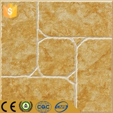 Foshan factory cheap glazed rustic wall tile home depot