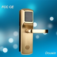 Better design hotel electronic card key lock system with encoder