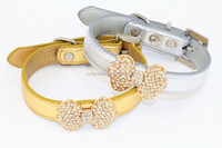 hot sales New design pet products wholesale leahter dog collar