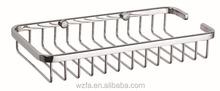 FARLO bathroom rectangular hanging basket wire basket