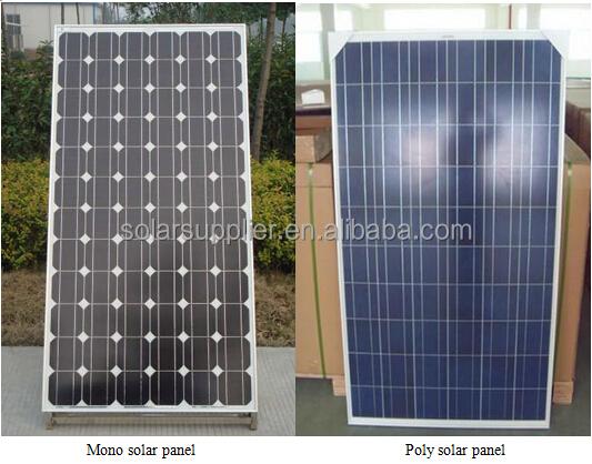 3KW 5kw sistema de energia solar grade híbrido / 10kw gerador de energia solar sistema de energia solar para