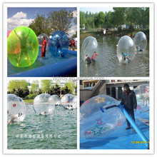 Exciting colorful water toys water crystal ball