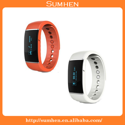 S55 bluetooth bracelet with Pedometer function; smart watch for Smart phone accessories--Bluetooth bracelet