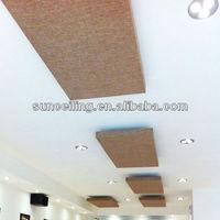 sound insulation auditorium acoustic panels, type of acoustical materials