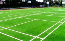 turf artificial grass for basketball