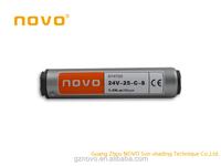 NOVO UL/CE/CCC certification Inbuilt receiver 12v dc /wireless remote control 12v motor