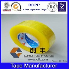 adhesive and reinforced bopp carton sealing adhesive tape