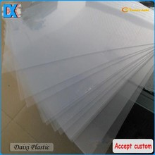 rigid moistureproof color pvc flexible plastic sheet