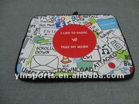 Neoprene Mini Ebook laptop case/sleeve