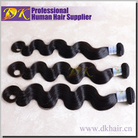 European Hair Extensions Wholesale Body Wave Non Clip Hair Extensions