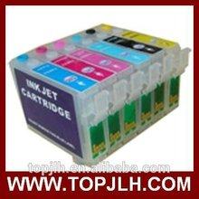 a prueba de agua 6 color cartucho de tinta para epson r270