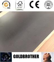 waterproof black film faced shuttering plywood