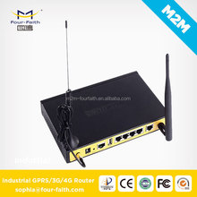 Portable LTE/WCDMA Router wireless WIFI router with sim card slot & external antenna support full protocol