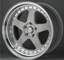 SUPER DEEP LIP replica alloy wheel