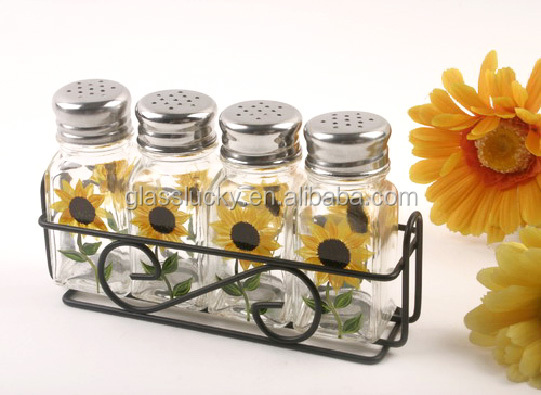 carr mini pots pices en verre en gros bocaux en verre pour les pices bouteilles bocaux. Black Bedroom Furniture Sets. Home Design Ideas