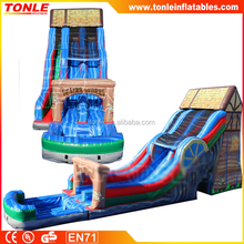 22 Ft Water Wheel Inflatable Water Slide/ Inflatable Water Wheel Slide