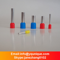 E4018 Yueqing Unique Terminal For Led Strip,Brass,insulated pin connector