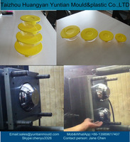 injection mold for food container
