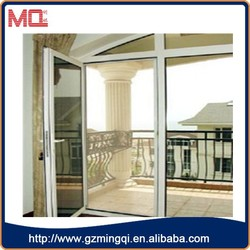 Best Price With High Quality Half Moon Glass Door Casement Door