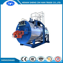WNS Horizontal or Vertical full automatic steam boiler fuel oil gas fired boiler
