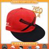 Custom Flat Brim Embroidery Snapback Cap/Hat OEM Snapback Cap