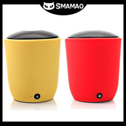 Best sound bluetooth speaker made in china with NFC and hand free function