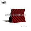New flip leather cell phone case cover bag for ipad2/ipad3/ipad4
