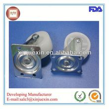 Past ISO, ROHS test rotating furniture caster
