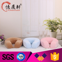 Hot Sale,2015 Cute Animal Design Child Care Pillow Safety Seat Headrest Travel Pillow Car Neck Baby Pillow 0-4 Years Old Baby