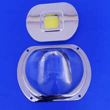 Led Street Light 100W Round Led Lens Glass