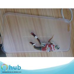 Jordan Transparent for Iphone 4 4s 5 5s 6 6 Plus Snap Hard Case
