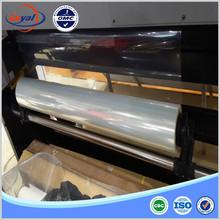 Transparent Inkjet Matte PET Film For Silky Screen Printing,100mic & Non-waterproof