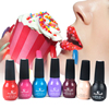 Salon manicure top quality color gel professional art nail supplies gel nails polish