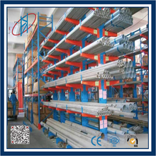 Esd Protection Steel Cantilevered Pallet Cantilever Rack for Long Objects