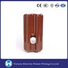 China Manufactured Used For Electric Power Distribution Line ANSI 54-3 Porcelain Strain Insulator Tighten Insulator