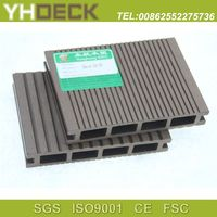 plastic planks texture wood / wpc decking prices / wood plastic composite
