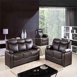 SF506 PU leather sectional 1+2+3 leisure sofa on sale