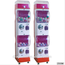 Two-In-One Spin mini Candy peanut gumball Vending Machine